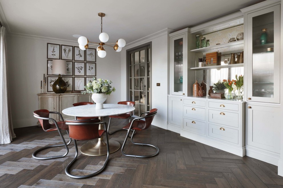 Hadley Wood | Family Dining Area | Interior Designers